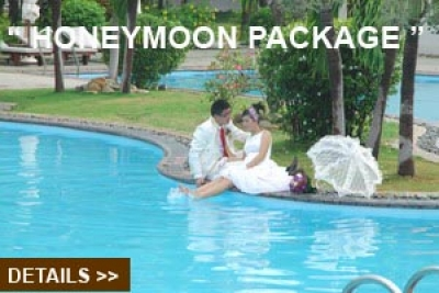 Honeymoon Package 2014